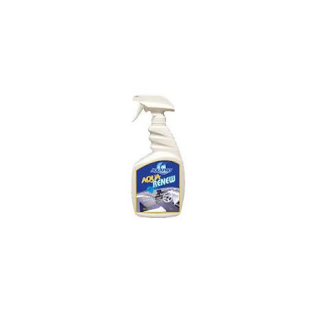 AQUA RENEW protectuer vinyle et plastique 1L